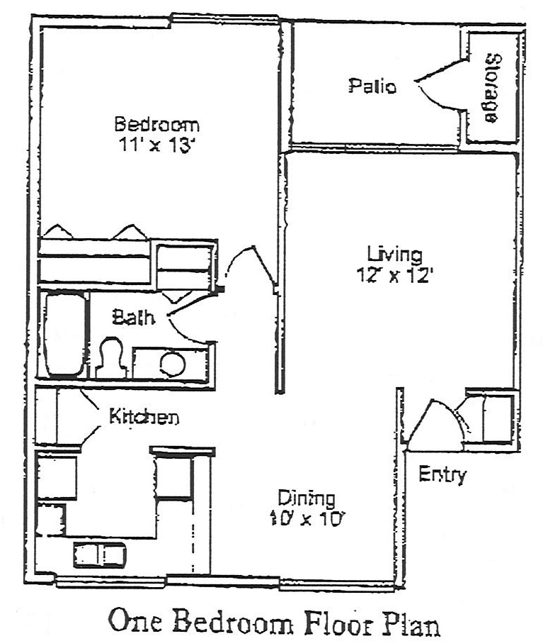 1 bedroom floorplan   2 jpg  Index of  pdf. One Bedroom Floor Plan Pdf. Home Design Ideas
